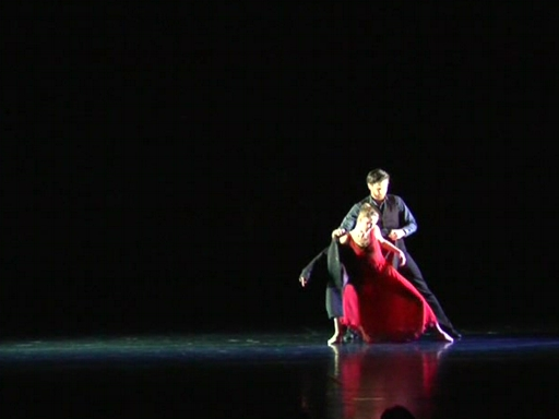 Ballettpremiere in Altenburg -