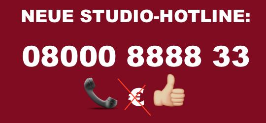 Kostenlose Antenne-Hotline