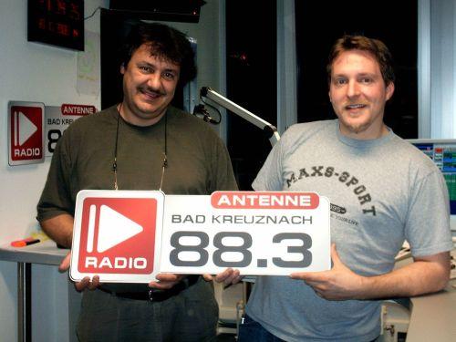 Jazz-Schlagzeuger Joe Schulz bei Christian Mannert