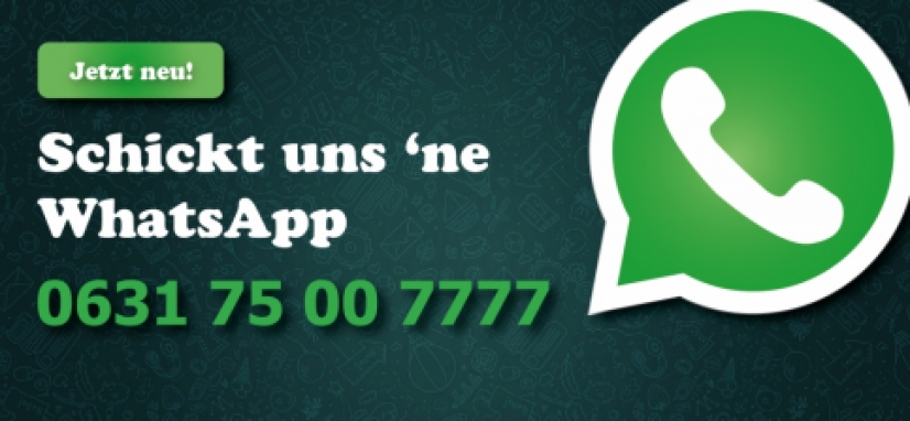 Antenne Whatsapp