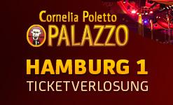 Cornelia Poletto Palazzo Gewinnspiel