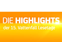 Vattenfall Lesetage 2013