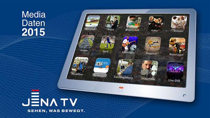 Mediadaten JenaTV 2015 Download
