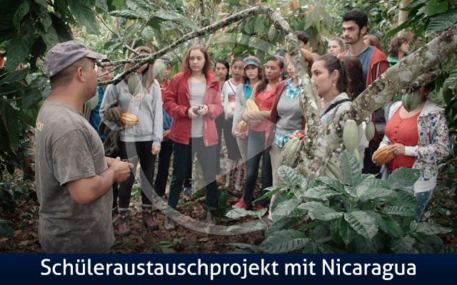 Schüleraustausch Nicaragua