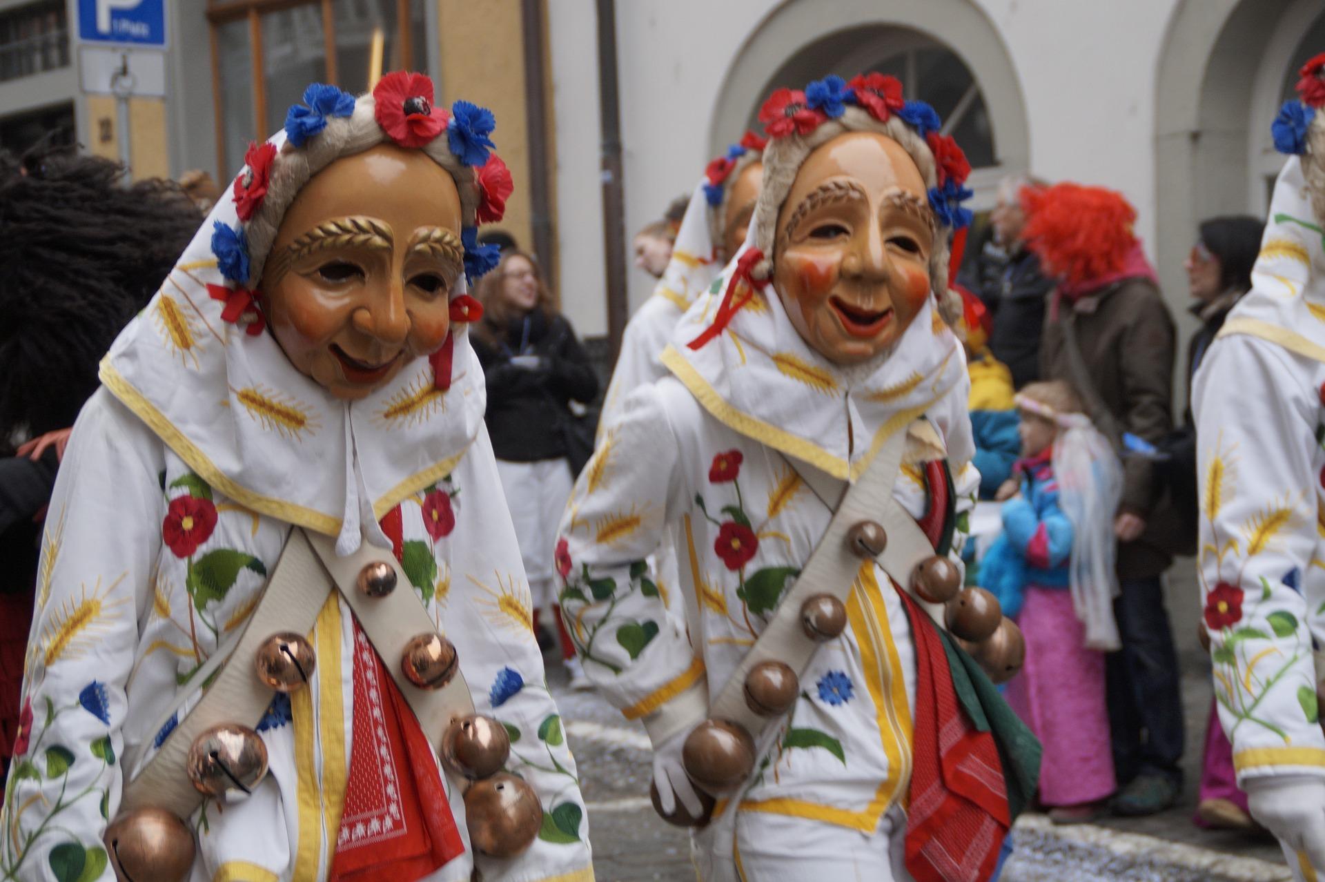 25. Februar: Der Carneval Club Diebsdorf feiert Kinderfasching-Image