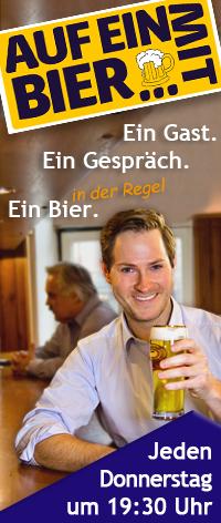 Auf ein Bier mit ...
