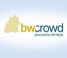 bw crowd